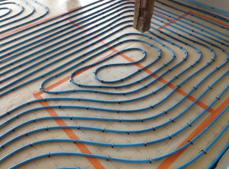 Ecology system installation de pompes chaleurs chauffage for Chauffage par le plafond
