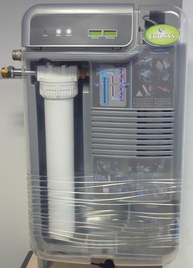 Ecology system installation de pompes chaleurs - Adoucisseur sans sel ...